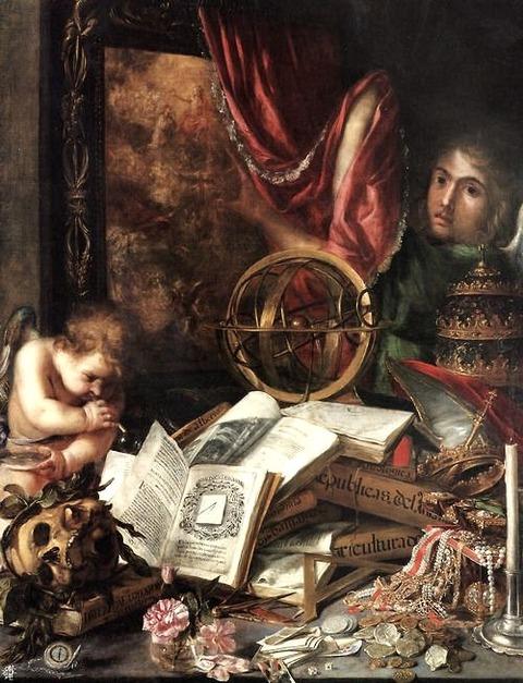 Vanitas 1660  Juan de Valdés Leal