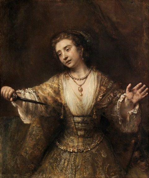 Rembrandt van Rijn  1664