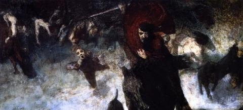 Franz von Stuck - 1889 -