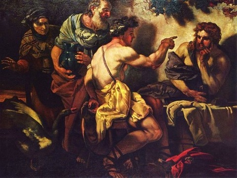 Johann Carl Loth 1659-62