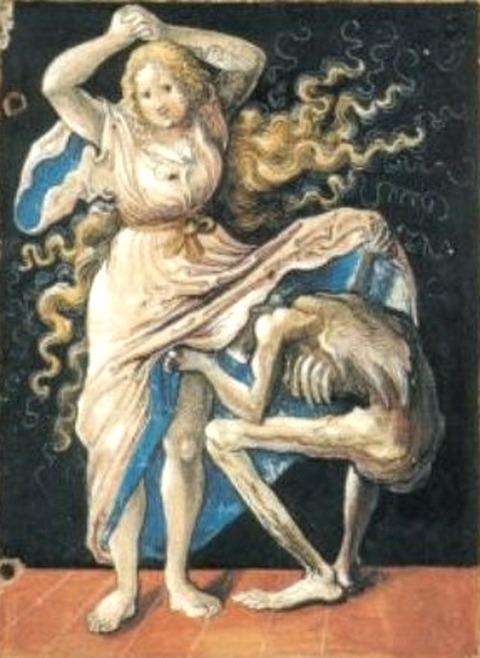 Niklaus Manuel Deutsch 1516