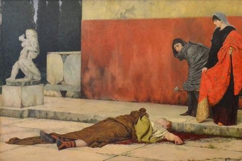 "Smirnov ""Nero's Death"" (1888)"