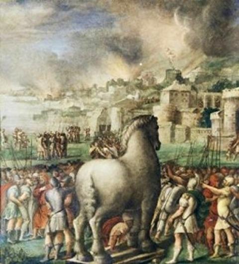 1512-1571  Niccolo dell' Abat