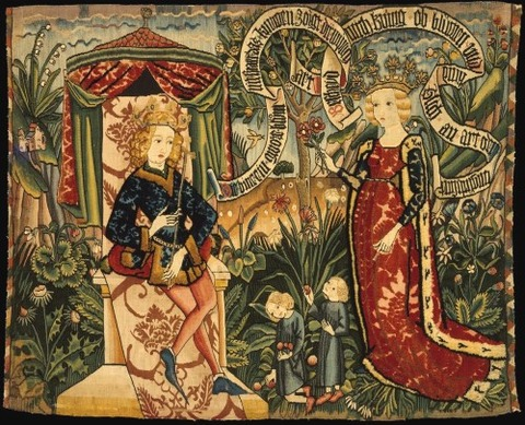 Two Riddles of the Queen of Sheba 1490-1500