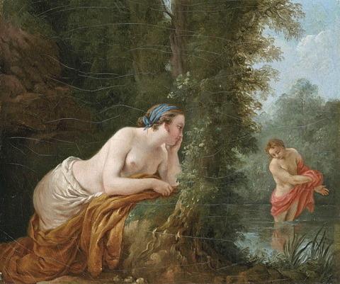 Louis-Jean-François Lagrenée  1725–1805