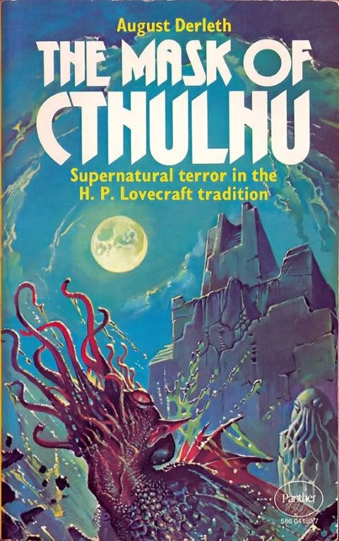 August Derleth – The Mask of Cthulhu