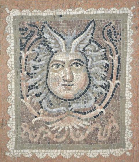 2-3世紀 イタリアモザイク