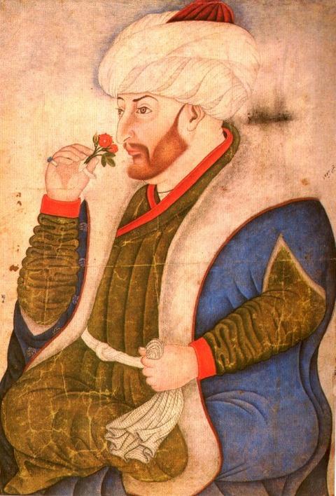 Ottoman Sultan, Mehmed II 15th ワラキア進行