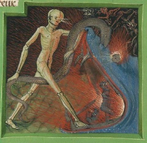 Ecclesiasticus Sirach 41)1468-1472