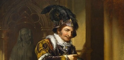 George Frederick Cooke as Richard III  1811-12 -