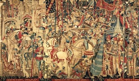 Troy, Tournai, Belgium, 1475-1490