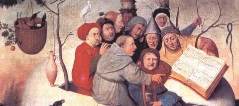 Follower of Hieronymus Bosch 1561 - コピー