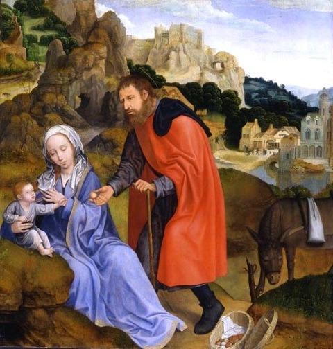 1509-13, Quentin Massys