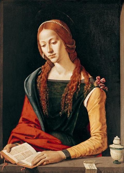 Mary Magdalene - Piero di Cosimo -1490