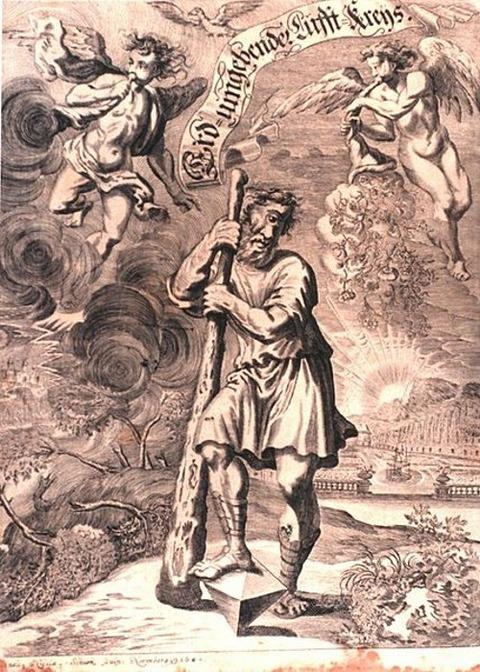 Erasmus Francisci zu Nürnberg  1627-1680