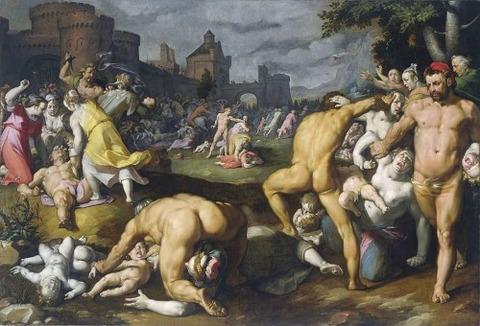 Cornelis van Haarlem  1590