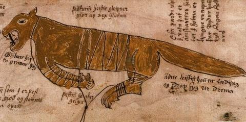 A 17th-century manuscript
