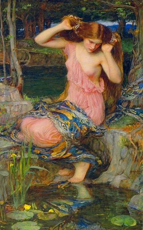 John William Waterhouse 1909