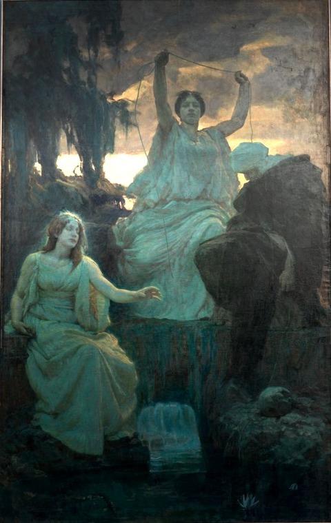 Alois Delug  1895