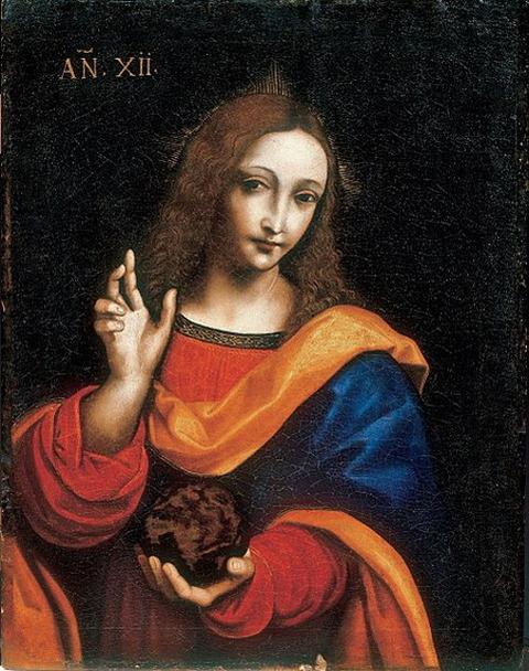 Gian Giacomo Caprotti, detto il Salaì 1524