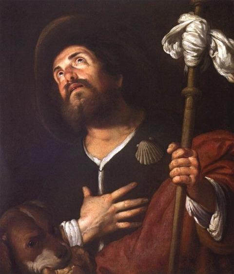 Bernardo Strozzi - St Roch
