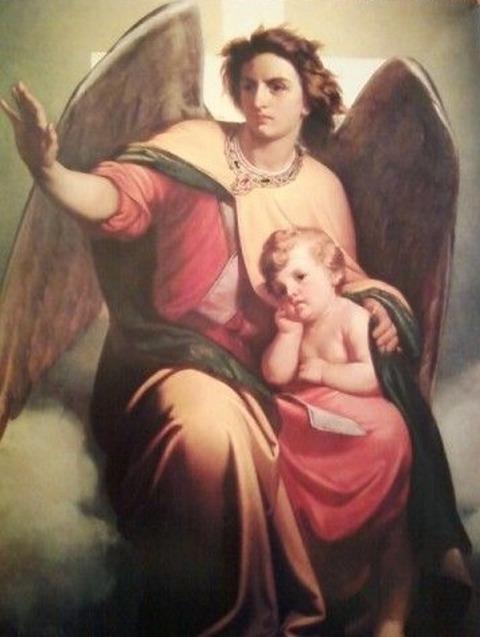 Guardian Angel by Antonio Zona