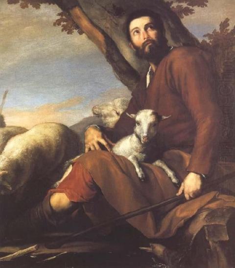 Jacob with the Flock of Laban, Jusepe de Ribera