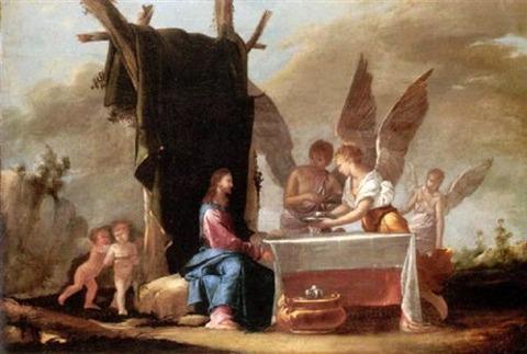 Attributed to Giulio Carpioni  1613–79