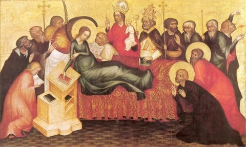 The Falling Asleep of the Virgin