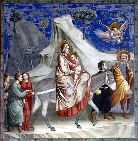 Giotto di Bondone 1304–06
