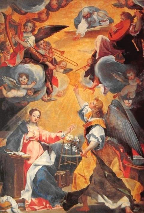 Giovanni Laurenti's 1590