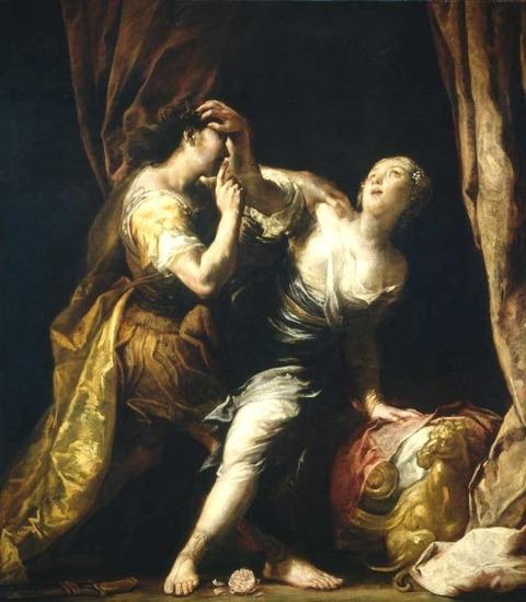 Giuseppe Maria Crespi 1695-1700