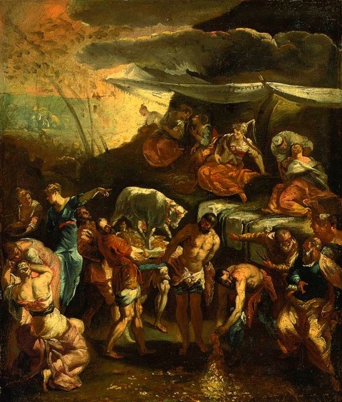 After Jacopo Robusti, il Tintoretto