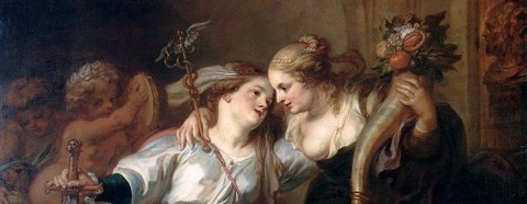 The Return of Peace by Theodoor van Thulden -