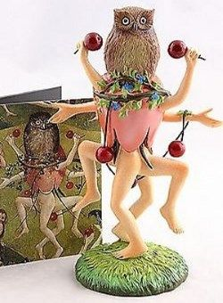 Owl-Headed-Dancer-Many-Legs-by-Hieronymus-Bosch