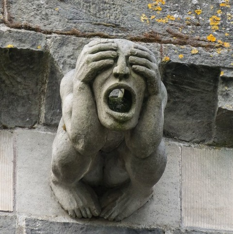 Paisley_Abbey_New_Gargoyles(6)