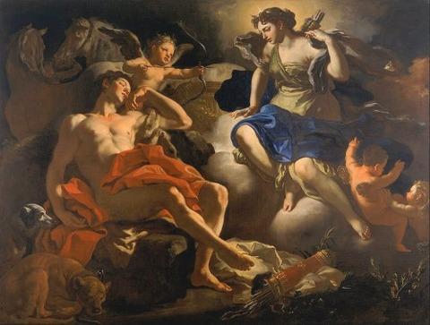 Francesco Solimena  1705-1710