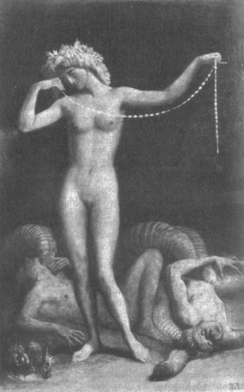 Triumph of the Woman, 1920
