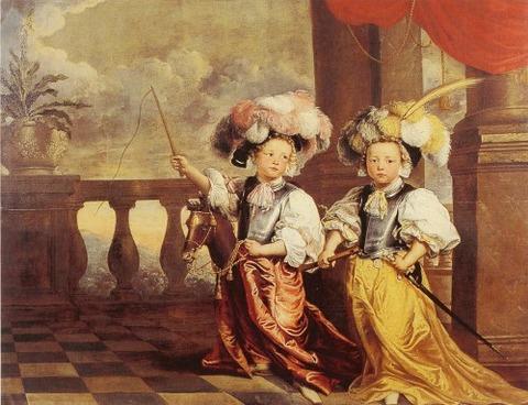 Johanna Vergouwen Twins 1668