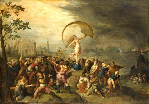 Fortune Francken Frans II, le Jeune