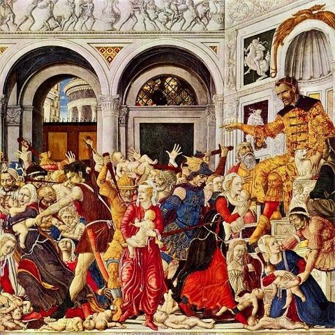 Matteo di Giovanni  1488