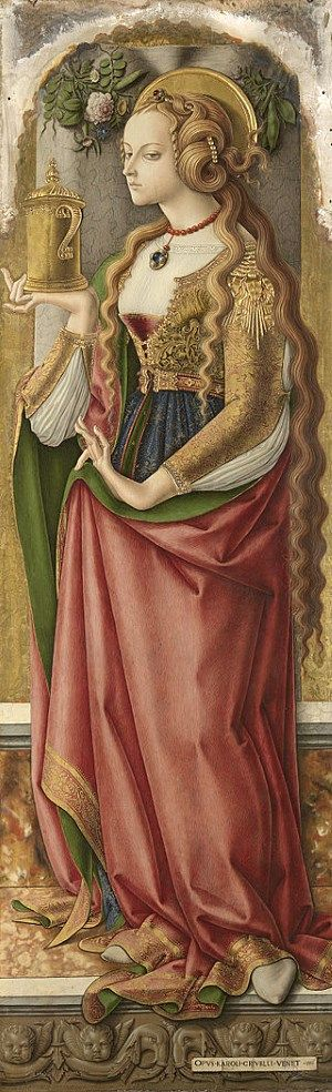 Mary Magdalen, 1480