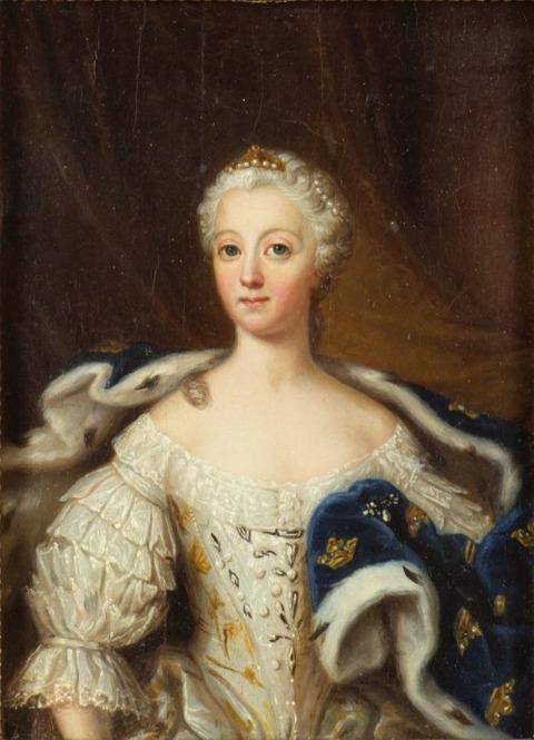 Ulrika Pasch 1735-96