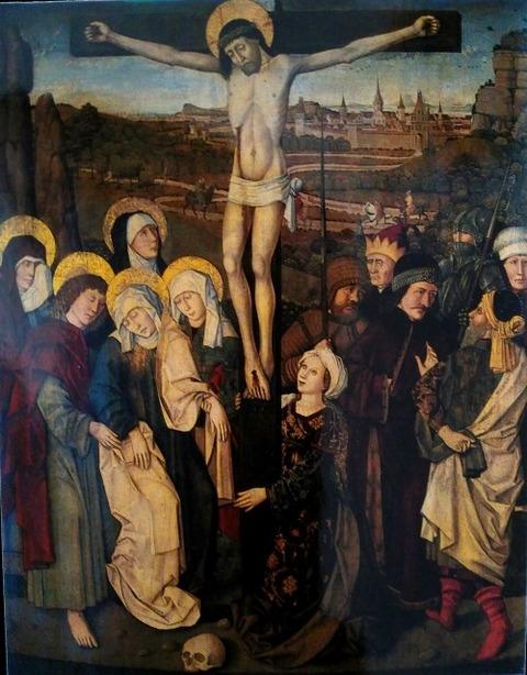Calvary of Christ, 1460, Maria am Gestade, Vienna