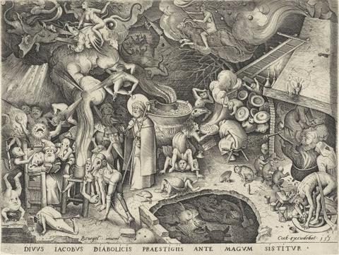 Hermogenes Hieronymus Cock 1565 breugel