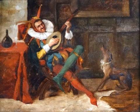 The Court Jester Original Regency Period 19th