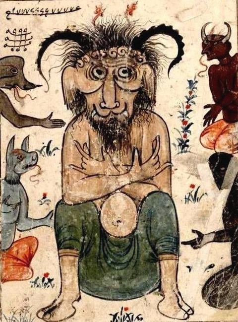 the Kitab al-Bulhan, or Book of Wonders, an  14th