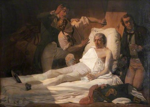 The Death Of Nelson Edward Armitage