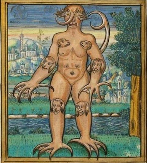 Histoires prodigieuses Pierre Boaistuau first published  1560