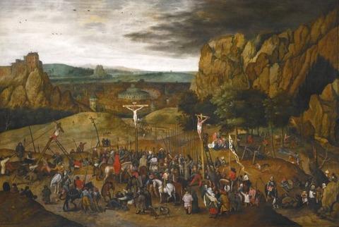 Pieter Brueghel the Younger 1615